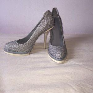54b312a4b503 Alexander Wang Shoes - ‼️Flash Sale‼️Alexander Wang Aida Perch Skin Pumps